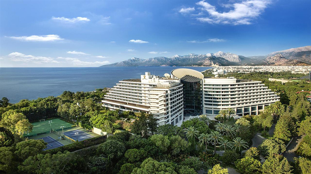 Rixos-Downtown بهترین هتل های آنتالیا   قسمت دوم