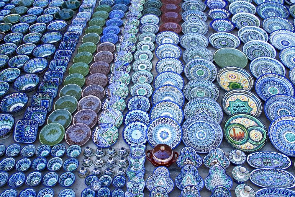 uzbek_souvenirs_1024x683_5h3 راهنمای خرید سوغات در باکو