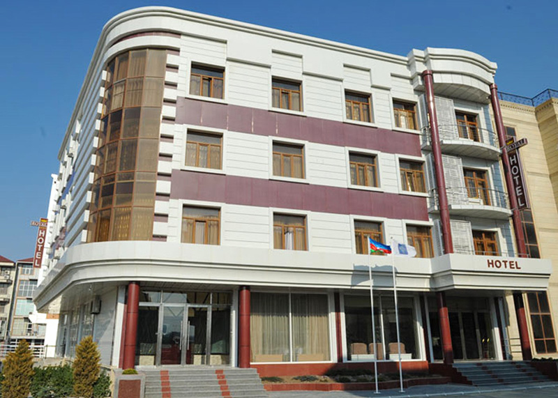 Consul-Hotel هتل های ارزان باکو | قسمت دوم