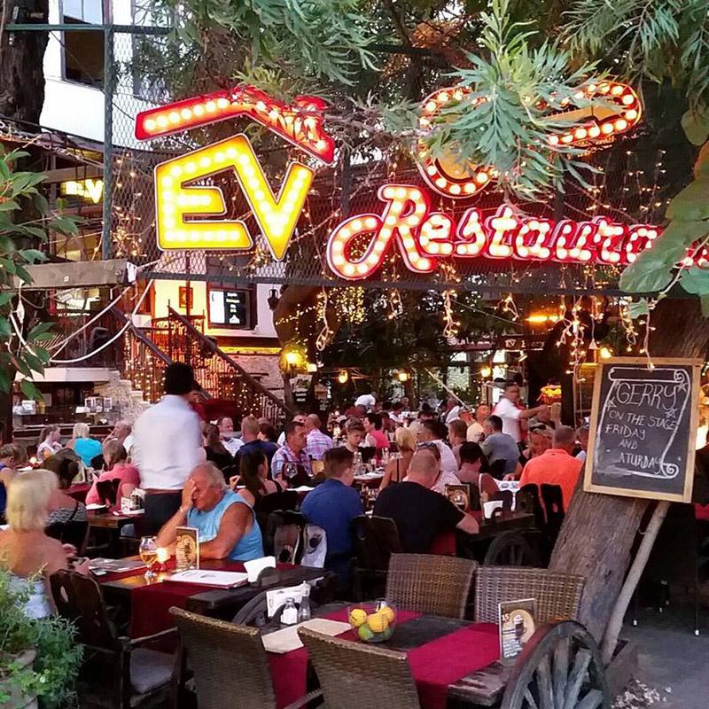 Eski Ev Restaurant Alanya