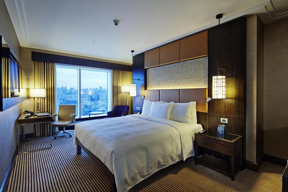 Hilton-Baku2 بهترین هتل های باکو | قسمت دوم
