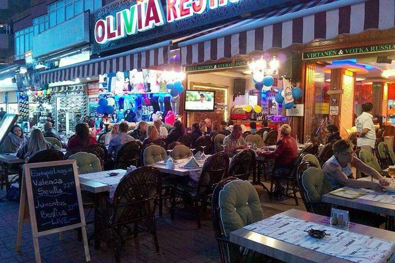 Olivia Gourmet Restaurant Alanya