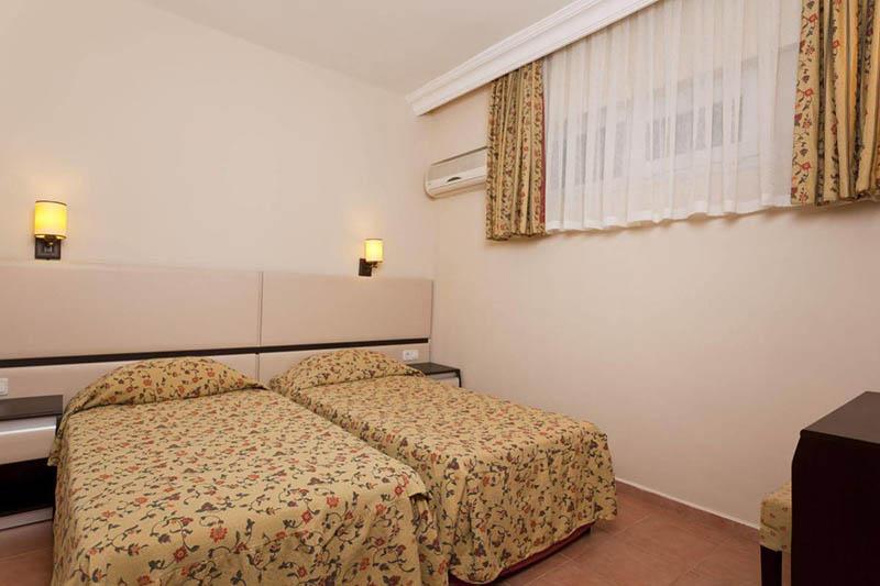 هتل پالمیه پارک Palmiye Park Apart Hotel2