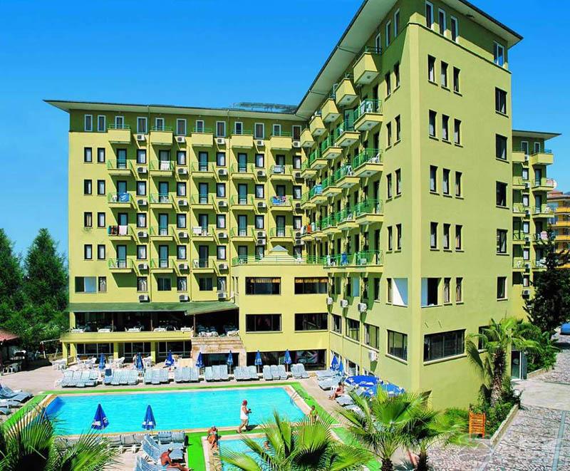 هتل کلئوپاترا آلیس Kleopatra Alis Hotel