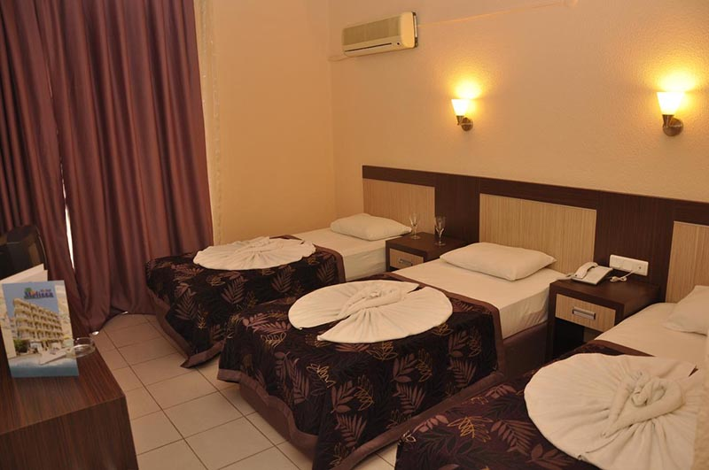 هتل کلئوپاترا ملیزیا Kleopatra Melissa Hotel2