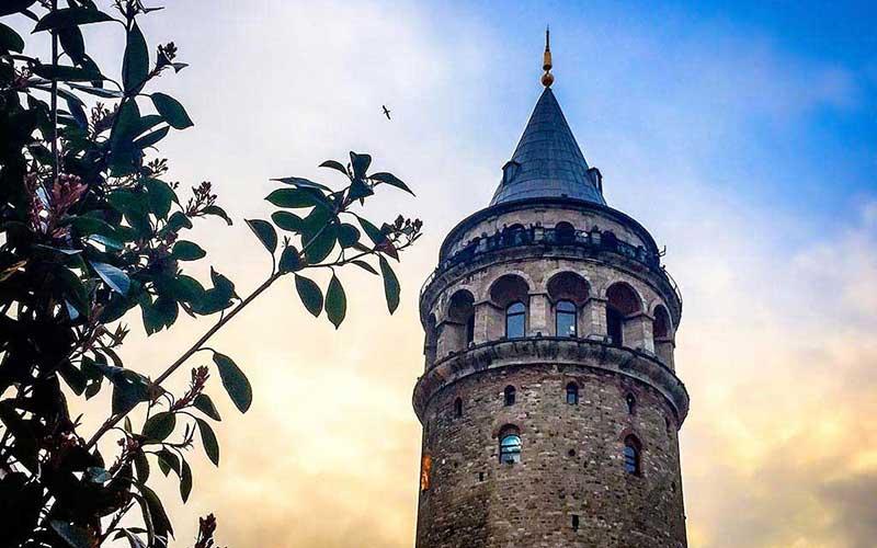 -گالاتا جاذبه های دیدنی استانبول   قسمت اول