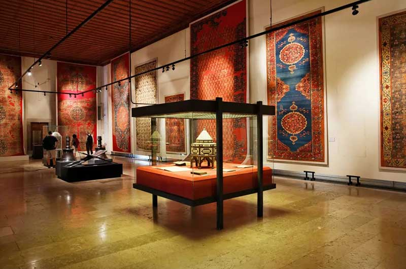 موزه هنرهای ترکی و اسلامی