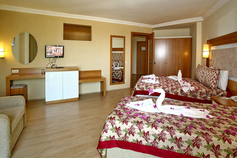 Hedef Beach Resort Hotel)2