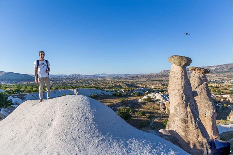 b9691aac-fc40-4109-9644-f40d5ba28eca صخره های سه زیبا در کاپادوکیا