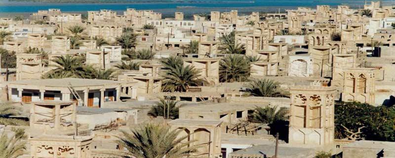 روستای تاریخی لافت
