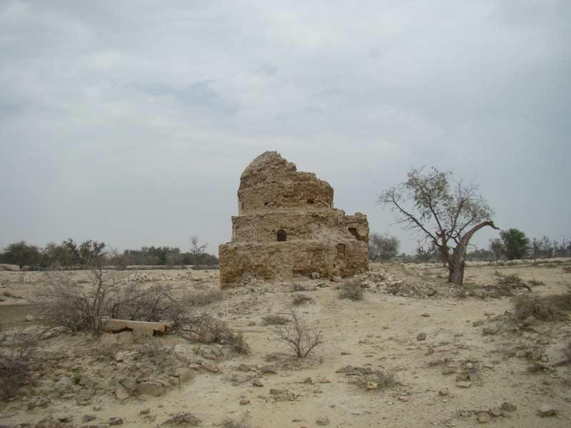 مقبره مقدس تم سنیتی