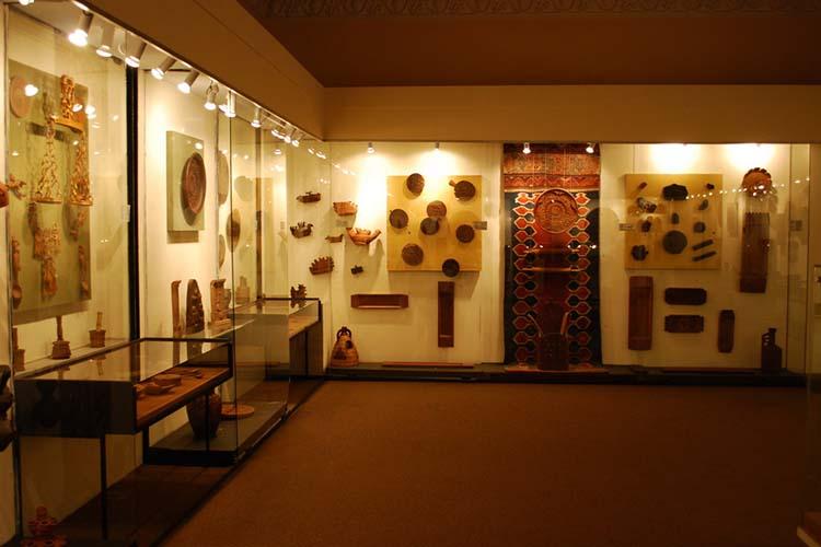 موزه آثار چوبی
