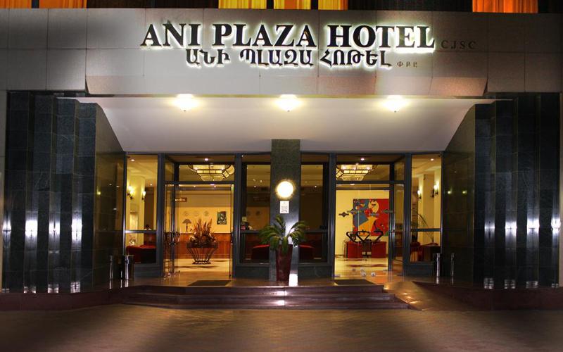 هتل آنی پلازا (Ani Plaza Hotel)