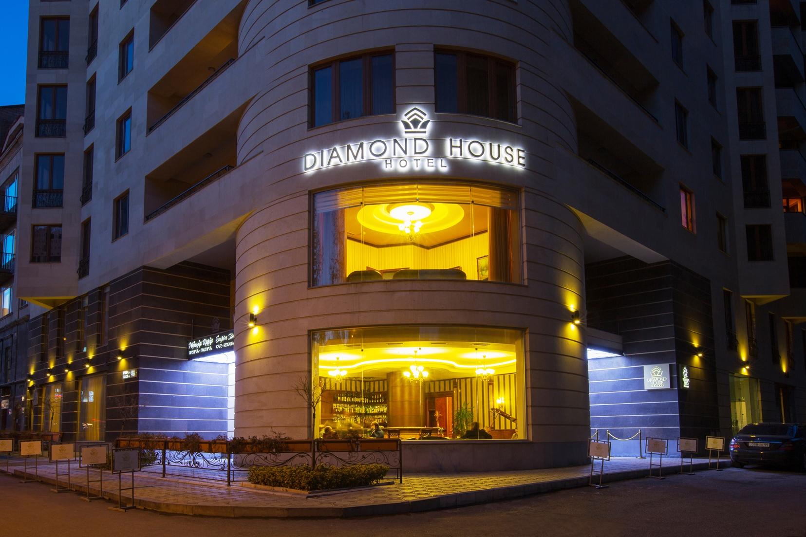 هتل دیاموند ایروان (Diamond Hotel Yerevan)