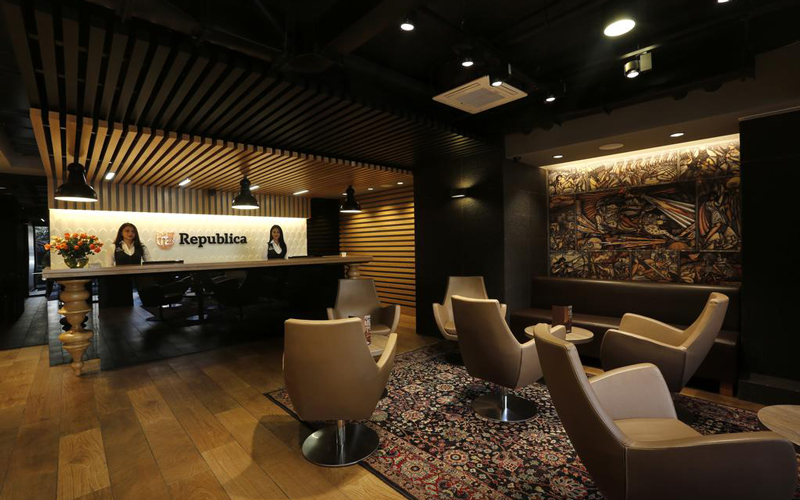 هتل ریپابلیکا ایروان (Republica Hotel Yerevan)