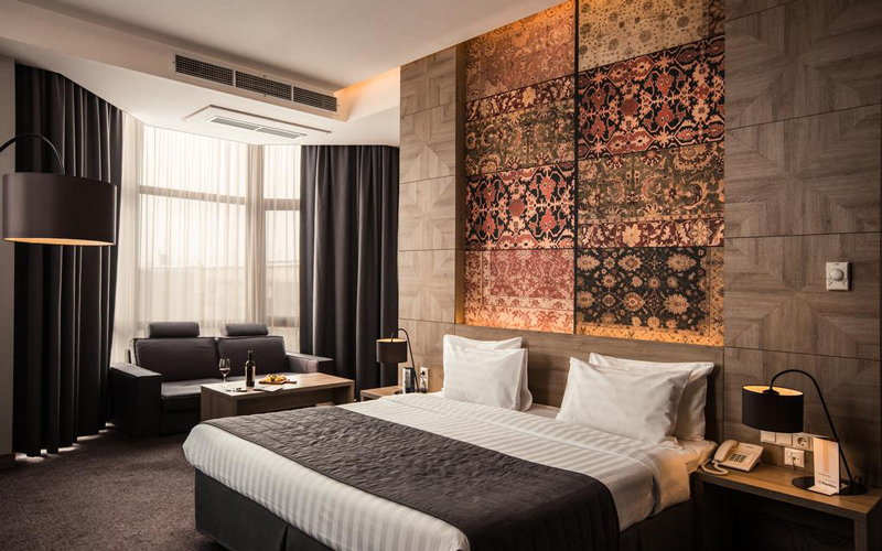 هتل ریپابلیکا ایروان (Republica Hotel Yerevan)2