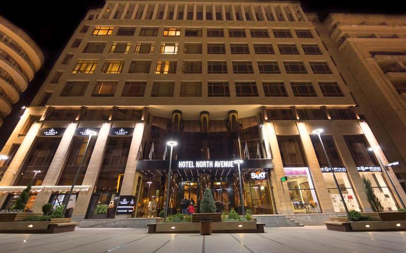هتل نورث اونیو (North Avenue Hotel)