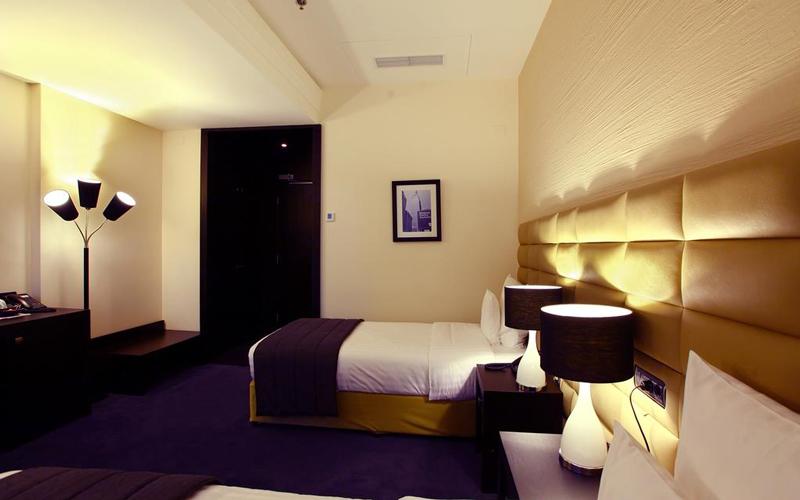 هتل نورث اونیو (North Avenue Hotel)2
