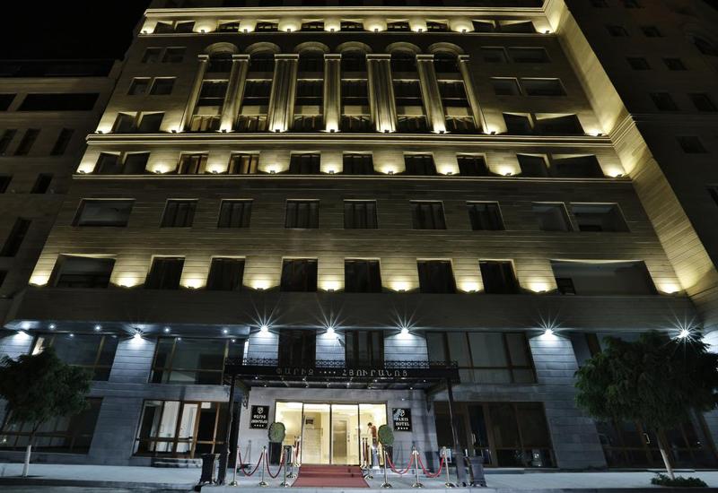 هتل پاریس ایروان (Paris Hotel Yerevan)