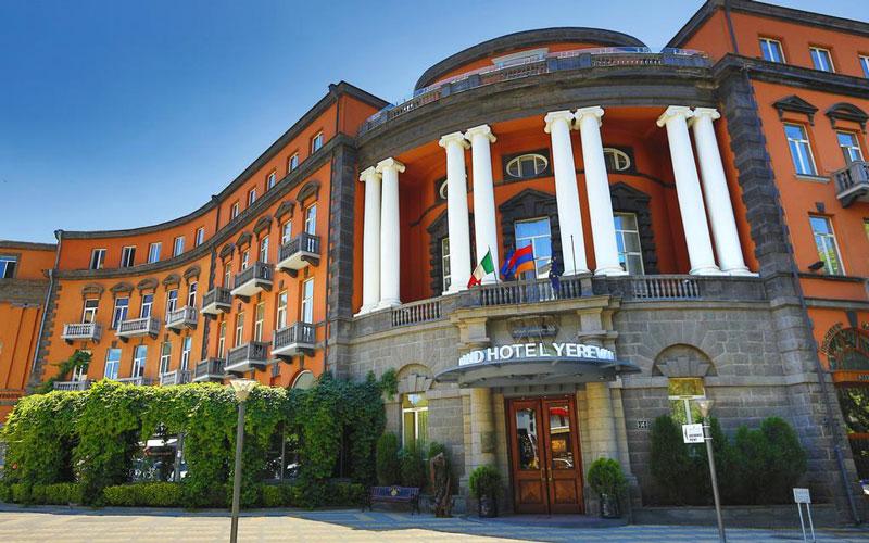 هتل گرند ایروان