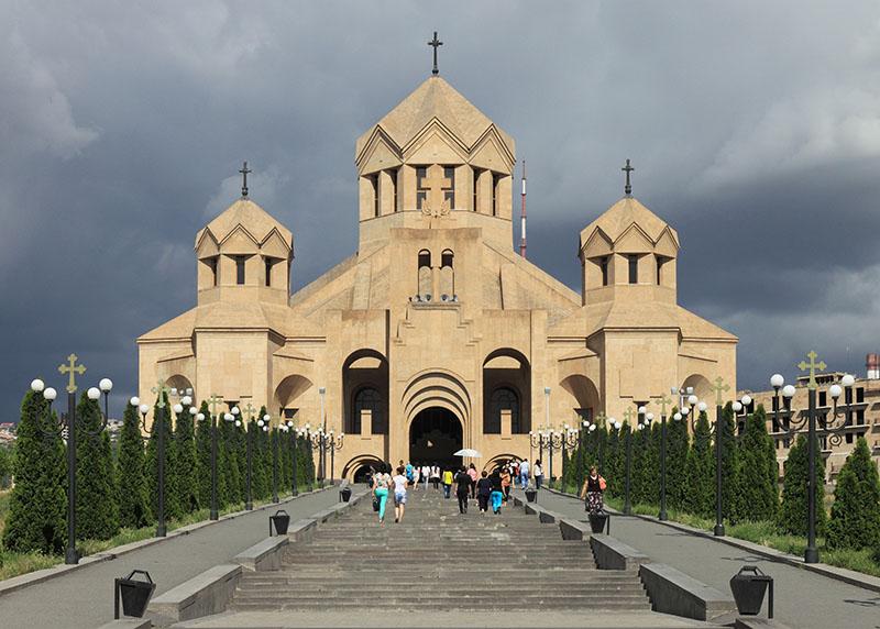 Katedra św. Grzegorza Oświeciciela