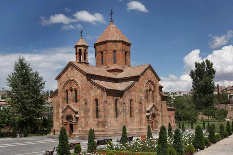 کلیسای سنت آستواتساتین نورک (St Astvatsatsin of Nork)