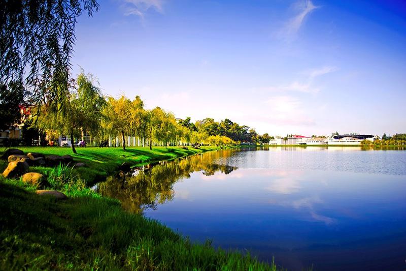 دریاجه نوریگلی (Nurigeli Lake)