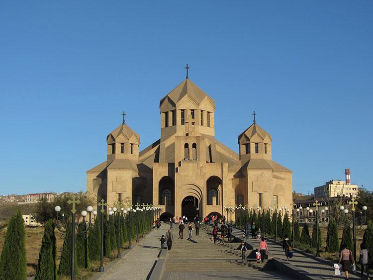 سنت گریگور لوزاوریچ (St Grigor Lusavorich)