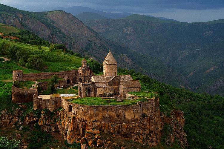 صومعه تاتو (Tatev Monastery)