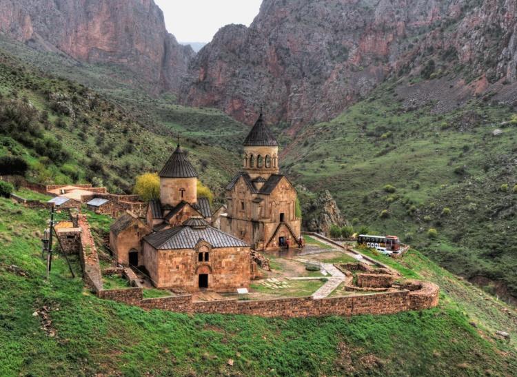 صومعه نوراوانک (Noravank Monastery)