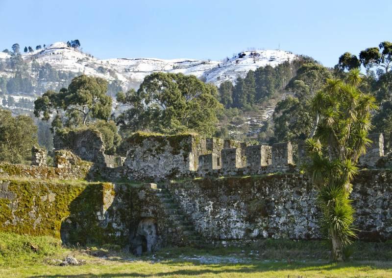 قلعه گونیو (Gonio)