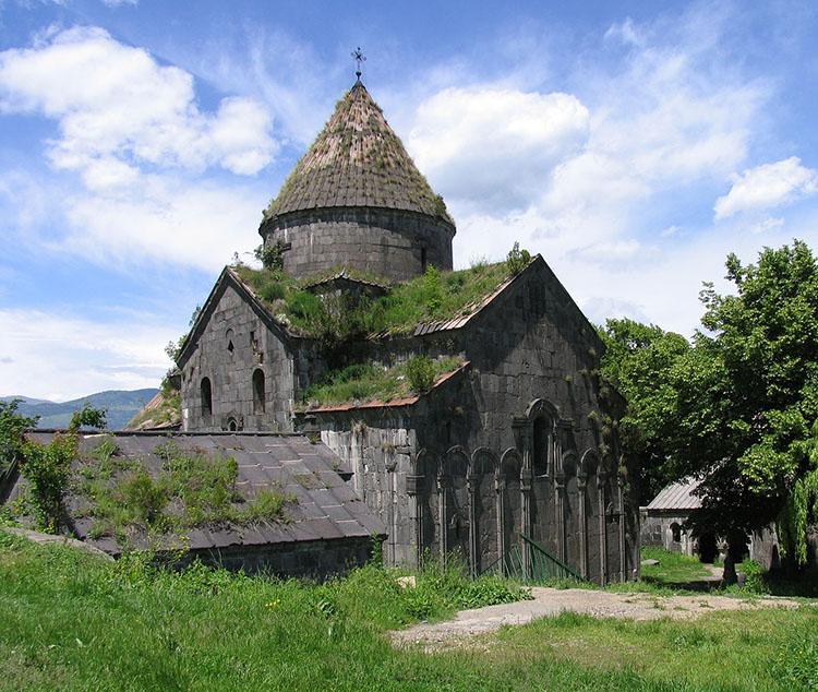 مجموعه صومعهسرا ساناهین (Sanahin monastery complex)