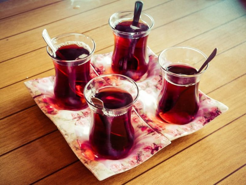چایها و دمنوشهای ترکی