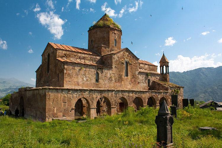 کلیسای ادزون (Odzun church)