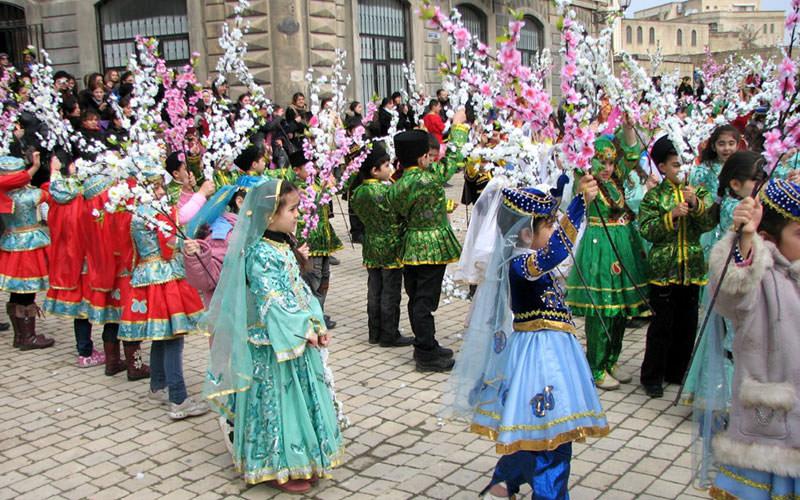 -نوروز جشنواره های دیدنی باکو