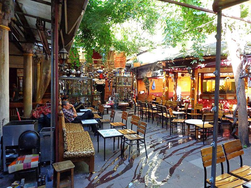 -علی-پاشا-Corlulu-Ali-Pasa بهترین کافه های استانبول | قسمت اول