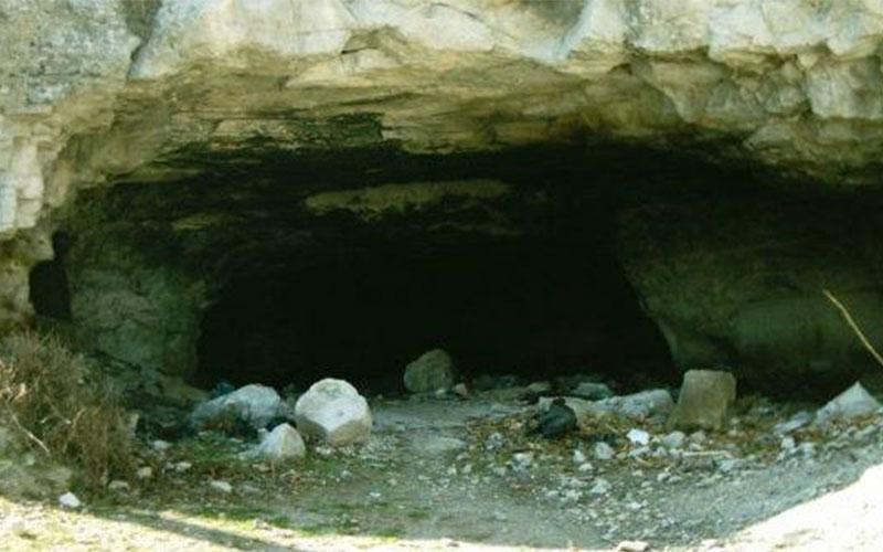 غارهای دودنسیک