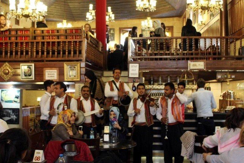 قهوهخانه عثمانلی (Osmanli Kahvehanesi)