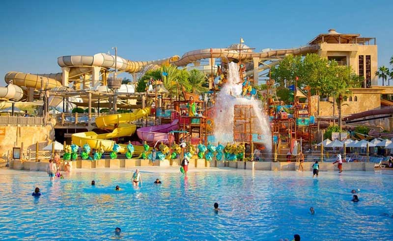 پارک آبی وایلد وادی (Wild Wadi Waterpark)
