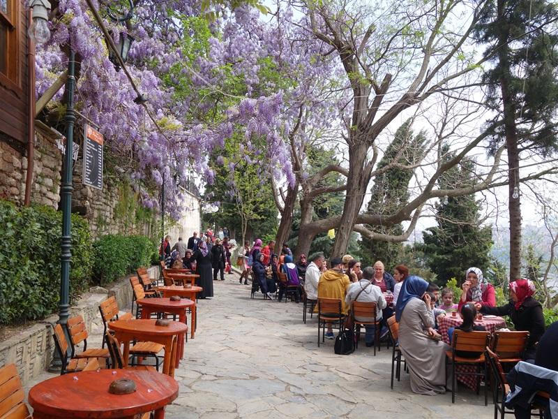 -پیر-لوتی،-هالیک-Pierre-Loti-Café-Halic بهترین کافه های استانبول | قسمت اول