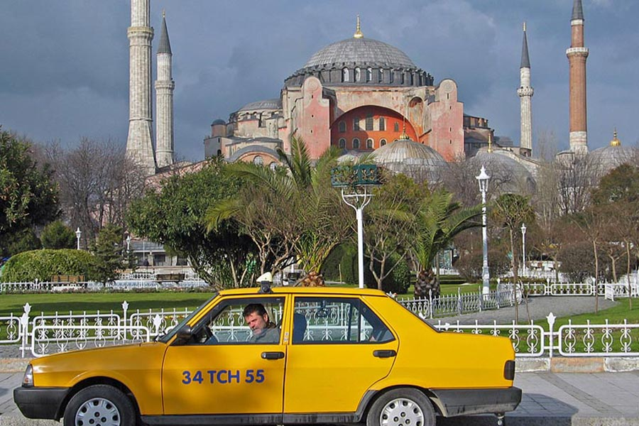 taxistanbul