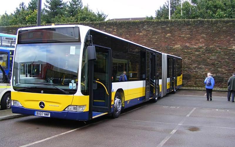اتوبوس و مینی بوس