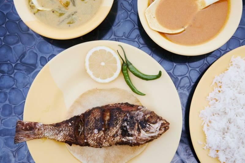 رستوران Bu Qtair
