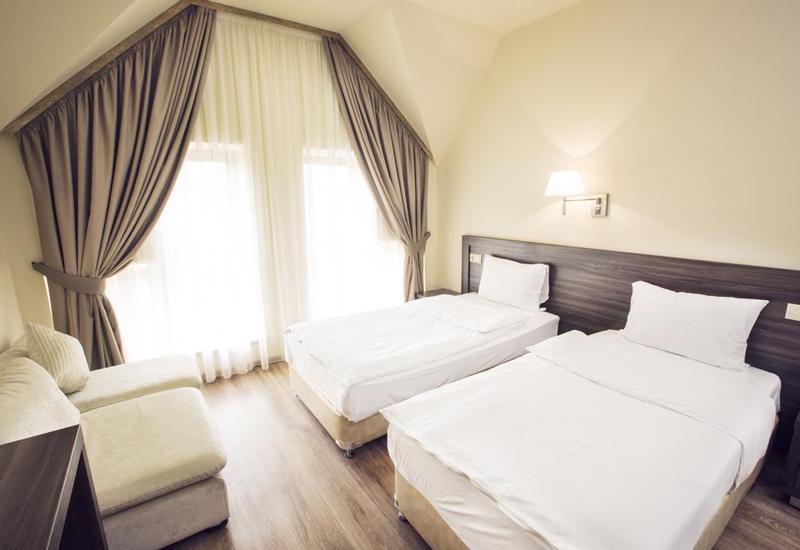 هتل ایروان دلوکس (Yerevan Deluxe Hotel)2