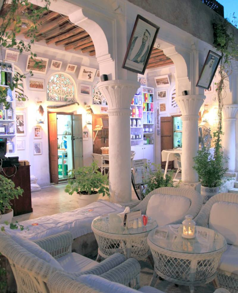 کافه Arabian Tea House