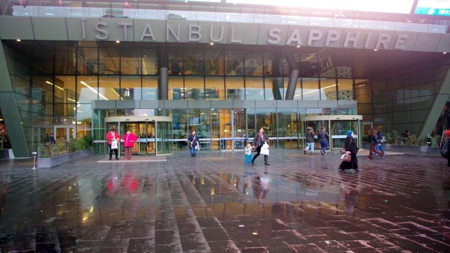 مرکز خرید استانبول ساپایر