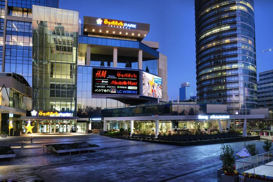 مرکز خرید اوزدلیک پارک