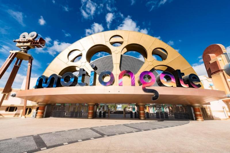 موشنگیت دبی (Motiongate Dubai)