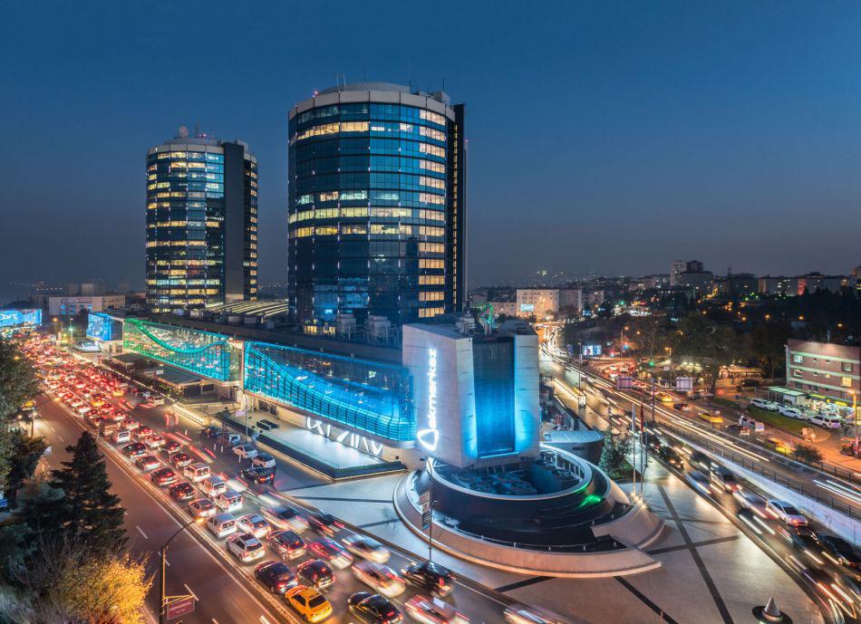 ۹- آکمرکز استانبول