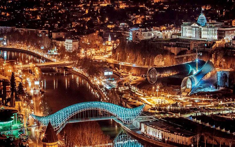 JpegHandler دانستنی هایی درباره پل صلح ، گرجستان
